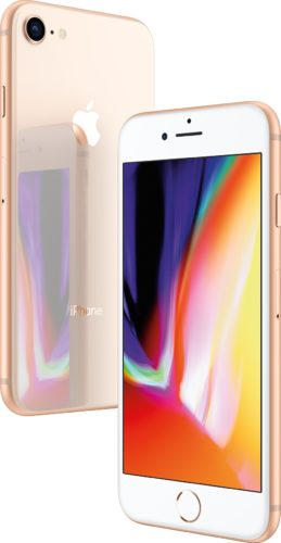 Apple iPhone 8 oro visión general