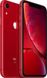 Apple iPhone XR panoramica rosso