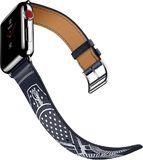 Apple watch series 3 rechterzijkant geopend