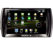 Archos 5 Internet Tablet Flash series