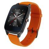 Asus ZenWatch 2 schuin oranje