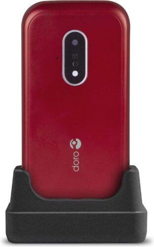 Doro 7030 rouge couverture cradle