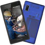 Fairphone 2 blauw overzicht