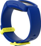 Fitbit Ace 2 blue tilted ed