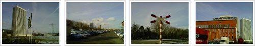 Foto's geschoten met de BlackBerry Curve 9300