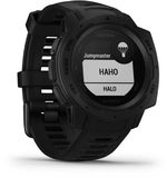 Garmin Instinct black front left side