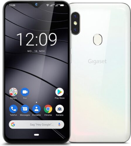 Gigaset GS290 white overview