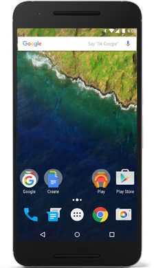 Google Nexus 6P (H1512)