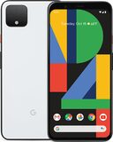 Google Pixel 4 white overview
