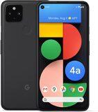 Google Pixel 4a 5g zwart overzicht