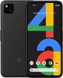 Google Pixel 4a zwart overzicht