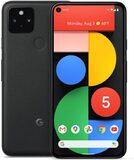 Google Pixel 5 black overview