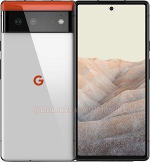 Google Pixel 6 (GF5KQ)