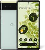 Google Pixel 6 green overview