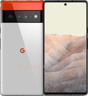 Google Pixel 6 Pro (GR1YH)