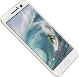 HTC 10 goud voorkant linkerzijkant schuin
