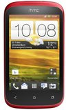 HTC Desire C front red