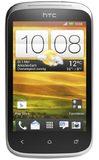 HTC Desire C front white