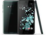 HTC U Play zwart overzicht