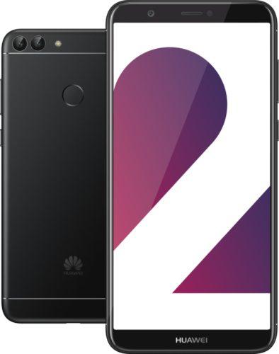 Huawei P Smart zwart overzicht