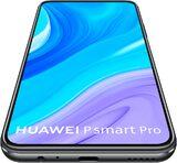 Huawei P Smart Pro noir couverture en bas