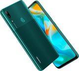Huawei P Smart Z verde panoramica