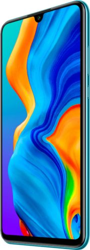 Huawei P30 lite blue front right side