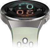 Huawei Watch GT 2e verde tapa delantera abajo