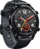 Huawei Watch GT sport noir couverture côté gauche