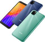 Huawei Y5p color visión general