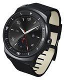 LG G Watch R schuin rechterzijkant