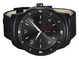 LG G Watch R zwart gedraaid
