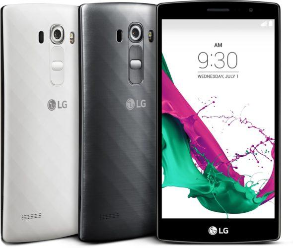 LG G4s overzicht