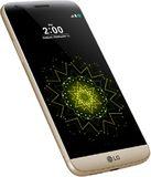 LG G5 SE gold front left side