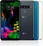 LG G8s ThinQ color range