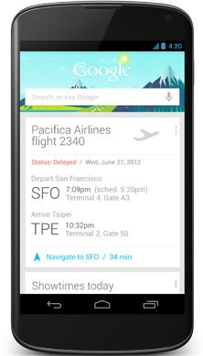 Google Nexus 4 (E960)
