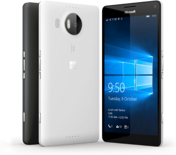 Microsoft Lumia 950 XL groep