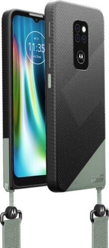 Motorola defy 2021 verde visión general