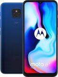 Moto rola Moto E7 Plus blauw overzicht 2