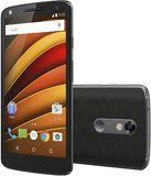 Moto rola Moto X Force black overview
