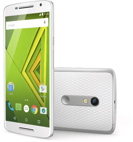 Motorola Moto X Play wit groep