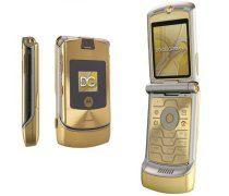 Motorola RAZR V3i Dolce Gabbana