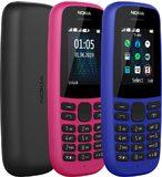 Nokia 105 2019 dual sim color résumé