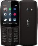 Nokia 210 zwart overzicht
