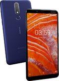 Nokia 3 1 plus blauw overzicht