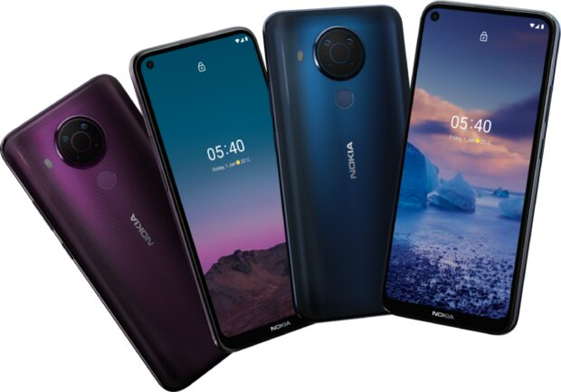 Nokia 5 4 color Übersicht