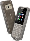 Nokia 800 Tough grey tilted ed overview