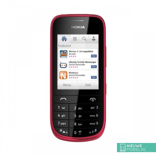 Nokia Asha 203: Alle Prijzen, Specs & Reviews