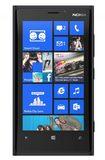 Nokia Lumia 920 zwart voorkant