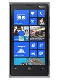 Nokia Lumia 920 grijs voorkant